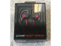 Beats By Dr Dre PowerBeats2 Wireless Boxed For Sale