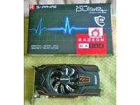 RX 560 4GB Graphics Card in excellent condition boxed OC edition