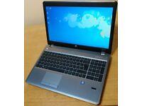 HP Probook - 15.6 inch Laptop.