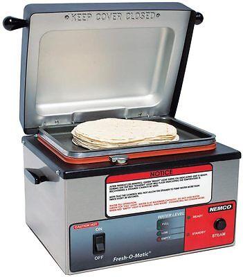 Nemco Fresh-o-matic Countertop Electric Steamer Etl Cetlus