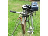 British Seagull Outboard Engine/Motor.40 Minus F/weight, for Fishing Boat Dinghy Tender