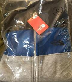 North face tracksuit unworn in bag new XL
