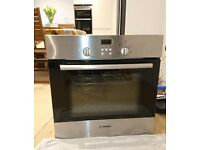 Bosch Cooker 18 months old excellent condition.