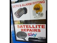 satellite engineer sky repairs sky installations sky engineer satellite repairs cctv fitting