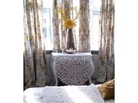 Beautiful john lewis curtains for bay window