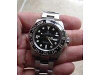 Superb Quality Rolex Style Watch