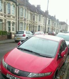 Fantastic Honda civic for sale ( low mileage)