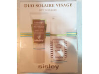 Sun Cream - BOXED BRAND NEW - SISLEY PARIS DUO SOLAIRE VISAGE KIT SOLAIRE RRP £280