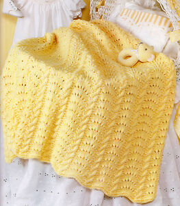 Cables-and-Crowns-Pattern-Aran-Baby-Blanket-37-x-48-Knitting-Pattern
