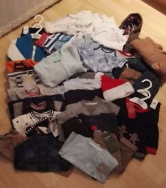 3-6mths Boys HUGE bundle of clothes including Christmas items!!
