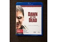 Dawn Of The Dead (2-Disc Blu Ray + Dvd 2004, Director's Cut)
