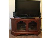 Rossmore/Sherry Corner TV Unit