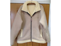 Ladies Coto jacket, fleece lined