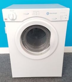 White Knight Vented Dryer CL372WV/FS20294 ,6 months warranty, delivery available in Devon/Cornwall
