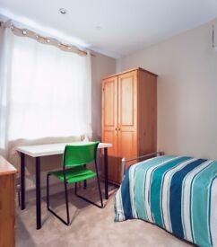 ++Cozy&Lovely Room in Ealing Broadway!! Bill inc+
