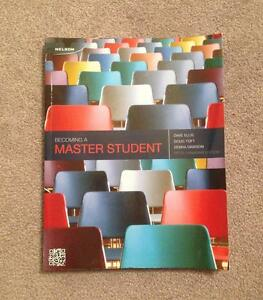 Becoming a Mastered Student 5th Addition Kitchener / Waterloo Kitchener Area image 1