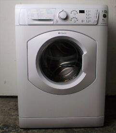 Hotpoint 6kg Washing Machine, Good Condition, Refurbished, 6mo Warranty, Delivery/Install Available