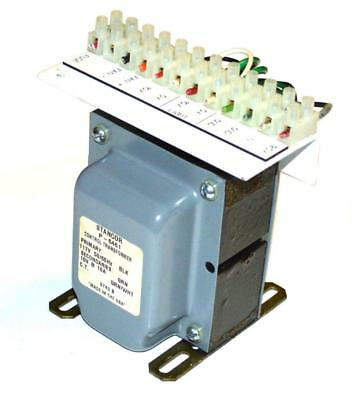 Stancor P-6461 Control Transformer W Terminal Strip 117 Vac Primary