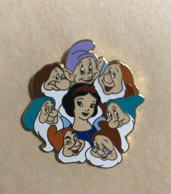 Disney Pin Snow White and Seven Dwarfs -