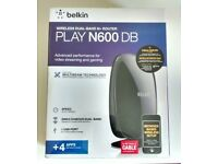 BELKIN WIRELESS ROUTER FOR BT INFINITY & CABLE *BRAND NEW BOXED* £15