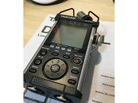 Tascam DR-44WL handheld digital recorder