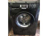 Black Beko 8KG A+ washing machine FREE DELIVERY