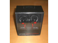 Beats by Dr. Dre Powerbeats 2 Headphones Red