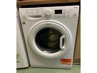 All most new white hotpoint washing machine