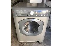 7KG HOTPOINT WDF740 Digital Washer & Dryer Good Condition & Fully Working Order