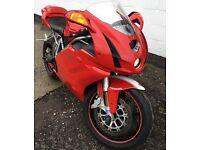 Excellent Condition Ducati Icon