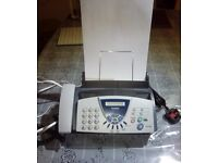 Brother Fax T104U1 Plain Paper Fax machine.