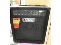 Fender rumble amp
