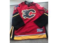 Calgary Flames Hockey Shirt