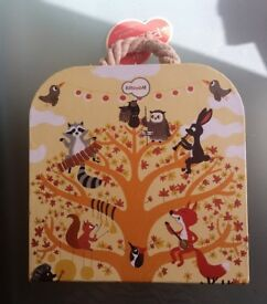 Krooom Music Band Forest Animals Puzzle