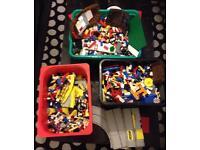 10.000 pieces of Lego