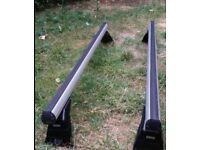 Original BMW e39 roof rails