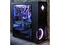HP Omen 30L Gaming Desktop - i7-10700K (NO GPU)