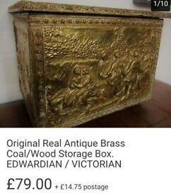 ANTIQUE SMALL CHEST.
