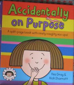 Girls books 35p - £6 Pre-school to High school.