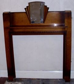 1930s FIREPLACE