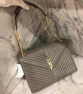 YSL LARGE ENVELOPE BAG Tote ( More Colors Styles And Brands Available)