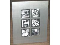 Photo frame for 6 photos