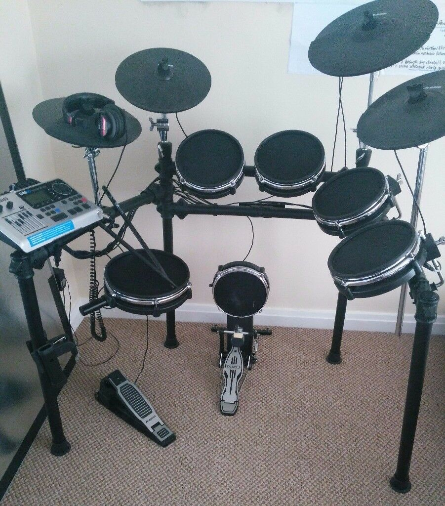 alesis dm10 studio kit mesh in sheffield south yorkshire gumtree