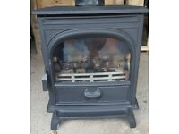 Dovre 250 LPG gas fired stove