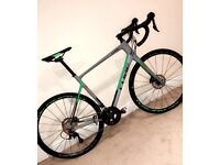 *BRAND NEW* 58cm Cube Attain GTC Pro Disc 2017 Carbon Road Bike