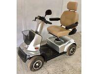 TGA Breeze C full suspension 8mph pavement Mobility scooter