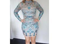 Boohoo Sequin Dress
