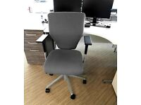 FREE SAME DAY DELIVERY - Orangebox X10 Ergonomic Task Office Chairs with Arms