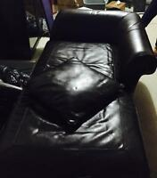 Leather couch - Sofa en Cuir