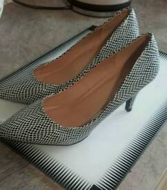 Animal print shoes (Dorothy Perkins)
